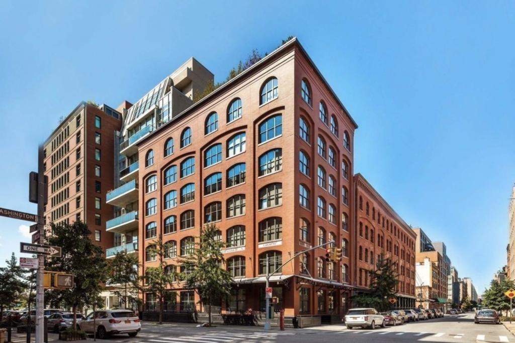 Pearline Soap Factory Lofts at 414 Washington Street, Tribeca, New York
